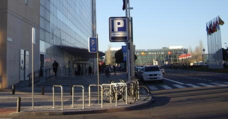 aparcamiento para bicicletas conama