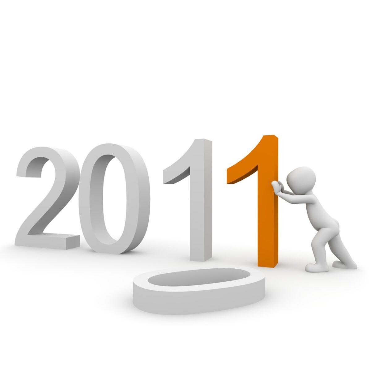 Año nuevo 2011