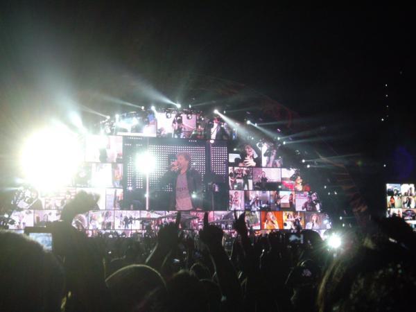 Concierto Bon Jovi Anoeta 2011