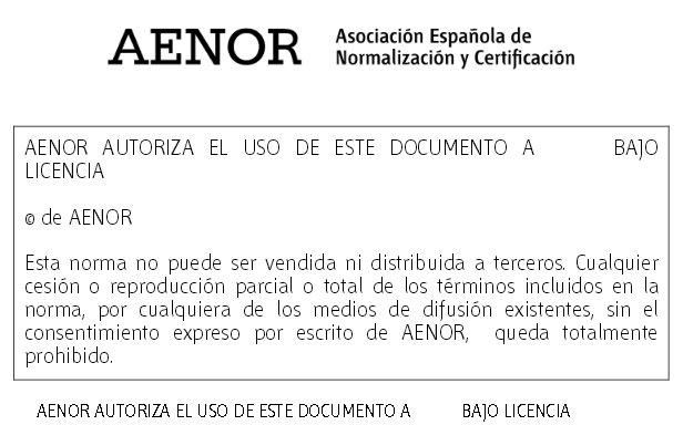 aenor autoriza