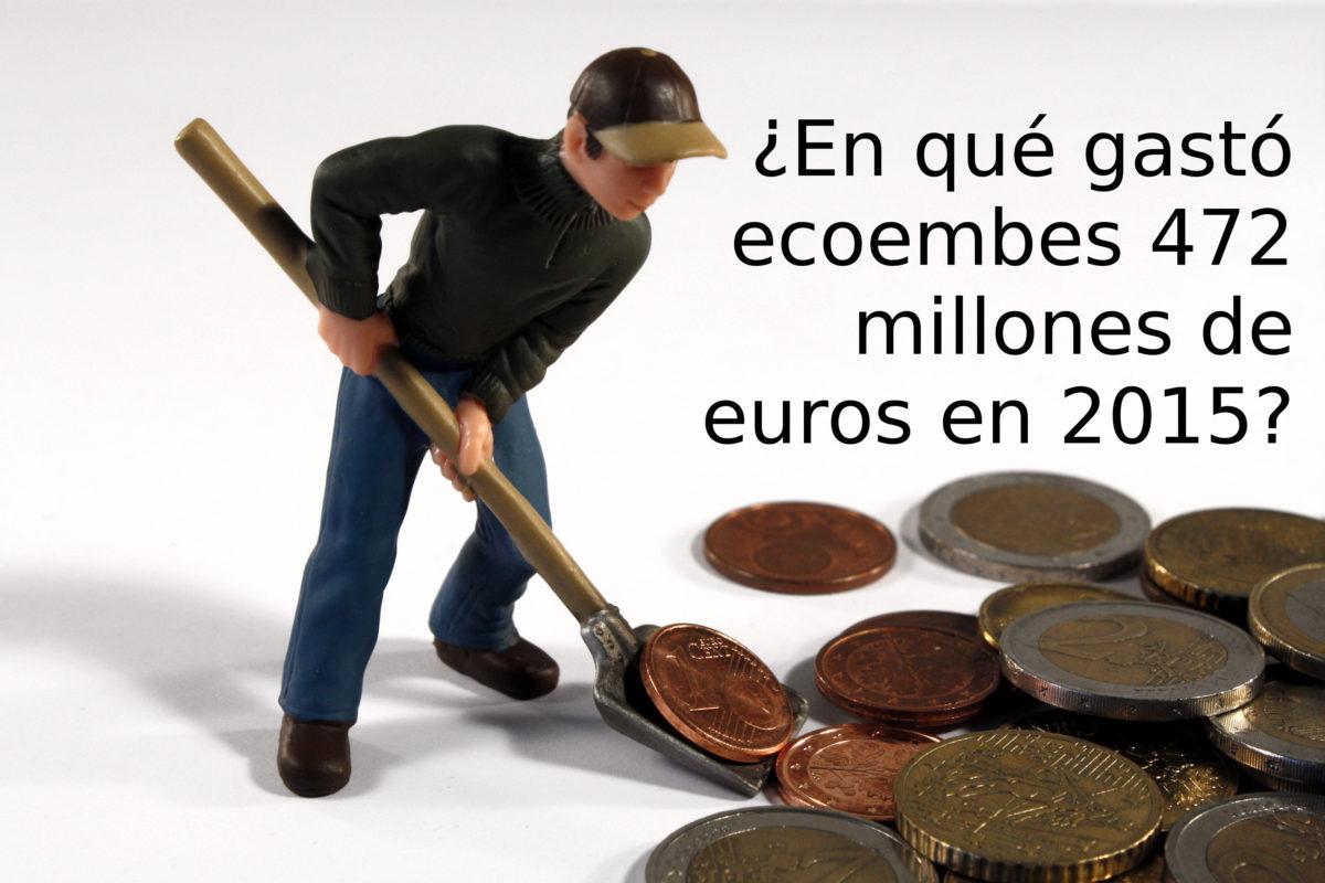 Presupuesto de ecoembes