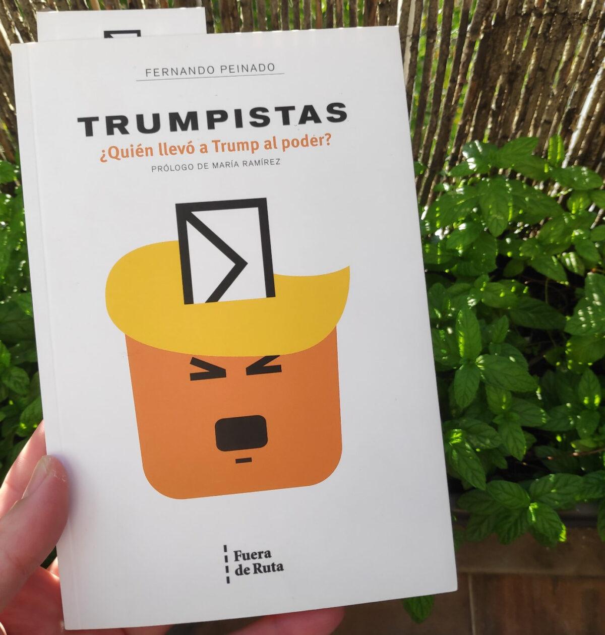 Portada del libro Trumpistas