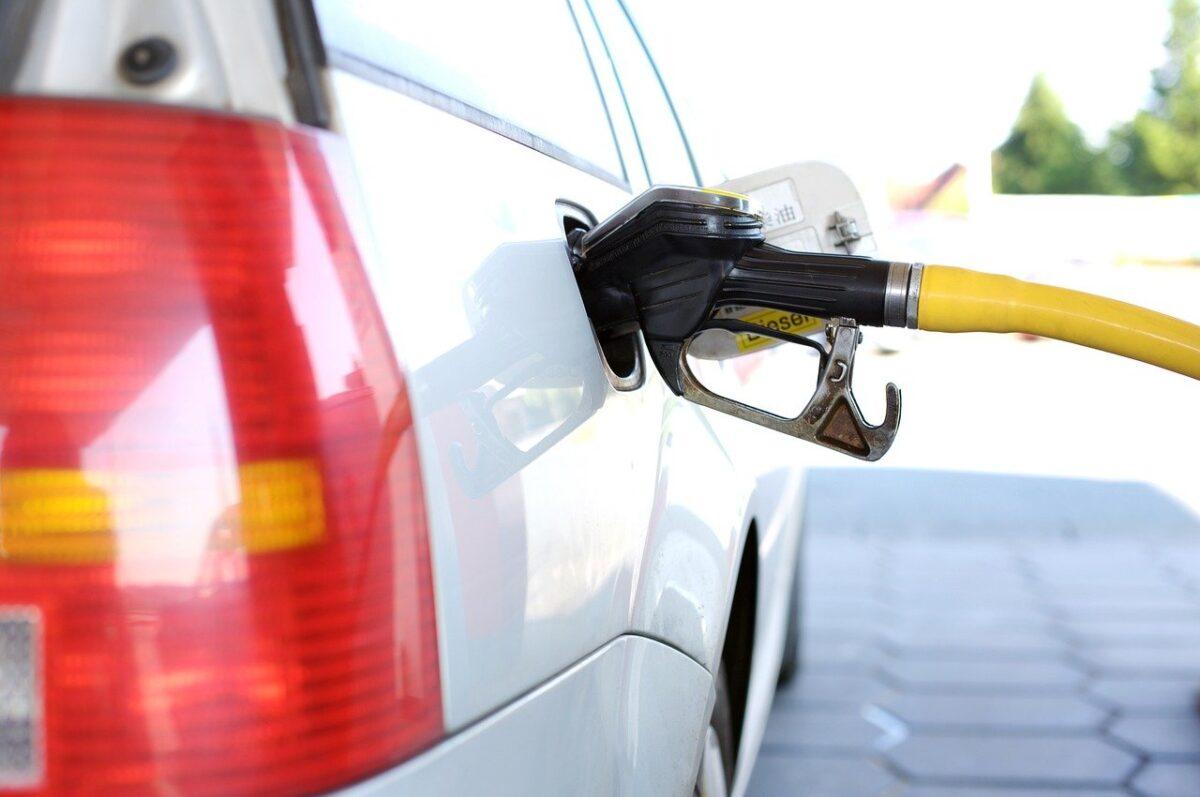 Repostando combustible diésel