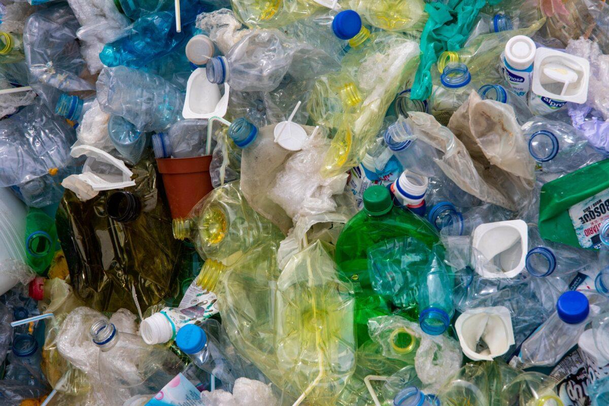 Residuos envases vacíos