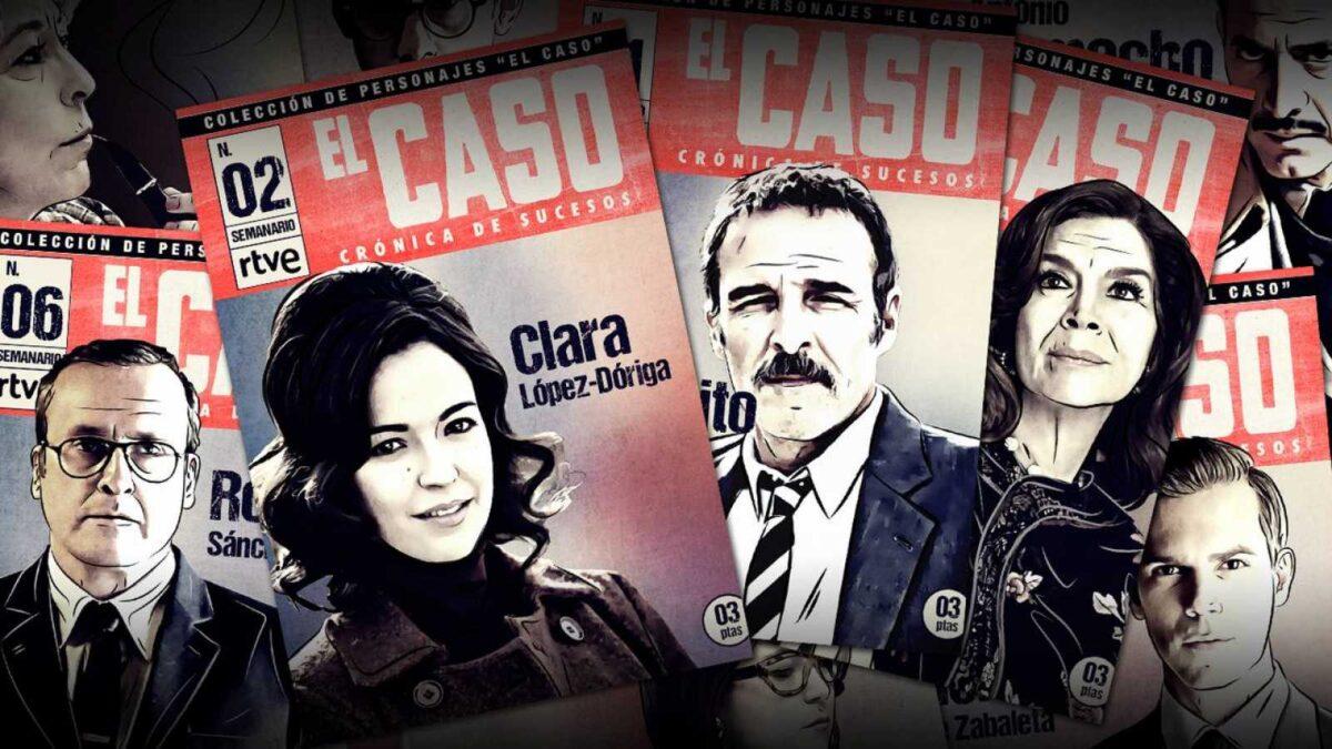 El Caso, serie de RTVE